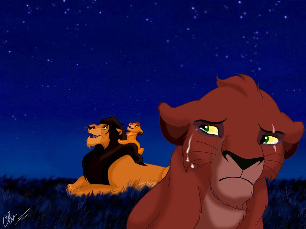 mufasa and scar relationship