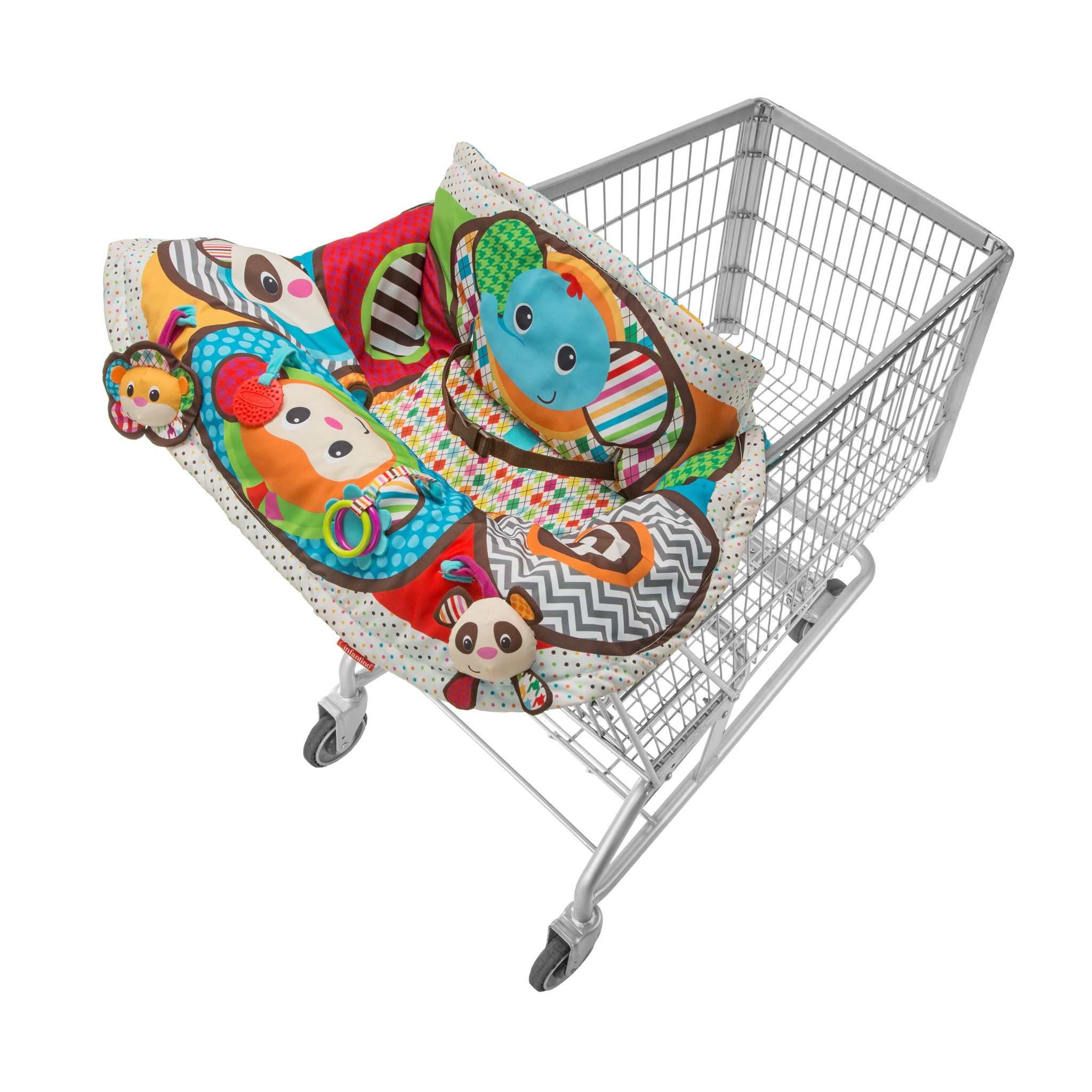 Play Away Jungle Shopping Cart Cover Cart Cover Baby
