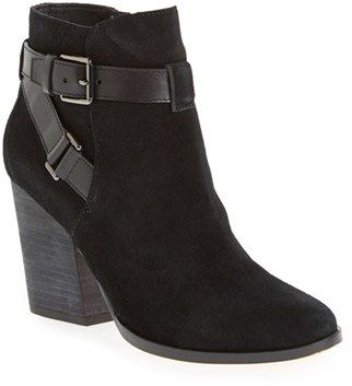 7373498004e Trending On ShopStyle - Cole Haan 'Minna' Bootie. A duo of buckled ...