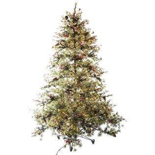 7 1 2 Fast Shape Snow Needle Pine With Lights Shop Hobby Lobby Hobby Lobby Christmas Trees Hobby Lobby Christmas Christmas Tree
