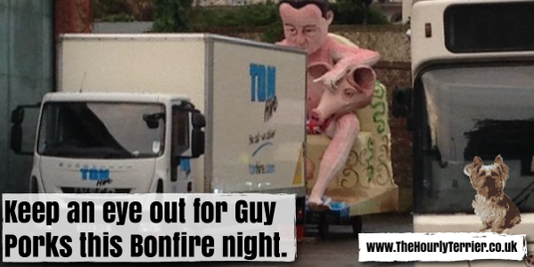 Embedded image permalink #Bonfire of the Porkers