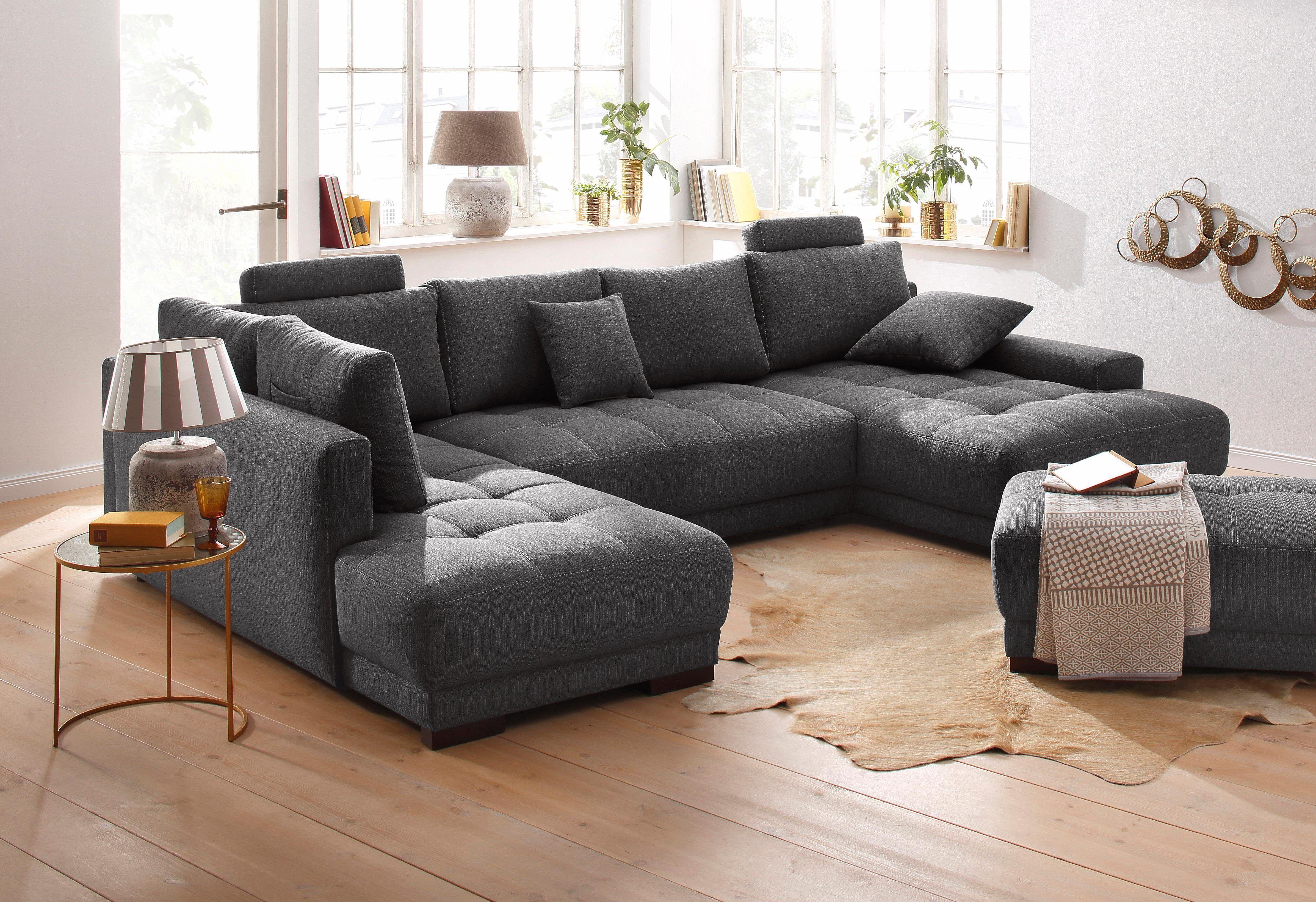 Der neueste Trend für absolute Gemütlichkeit Big Sofas Mit vielen