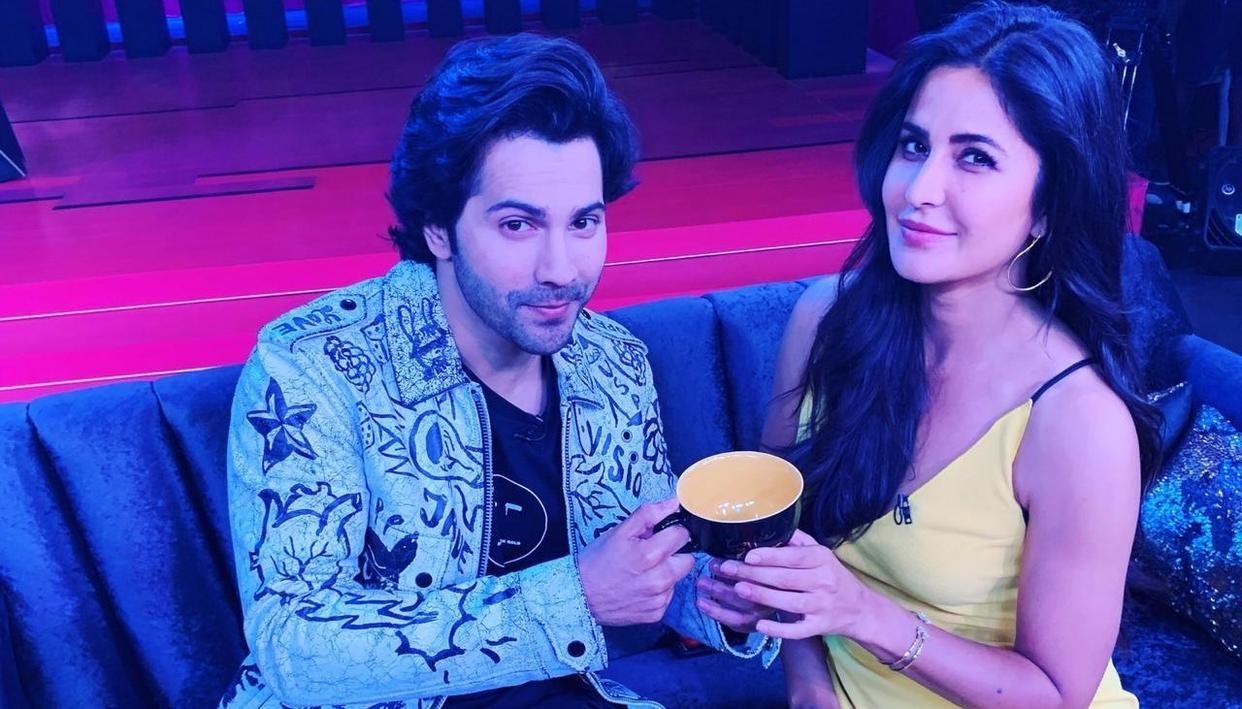 Katrina Kaif Varun Dhawan Koffee With Karan Varun Dhawan Varun