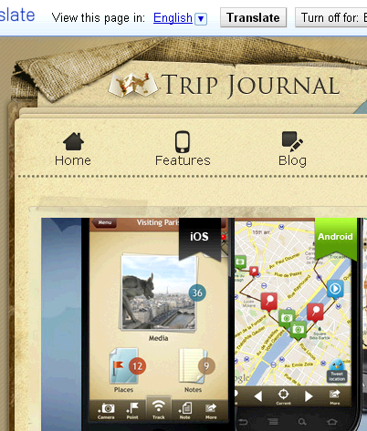 trip journal app for ios and android trip journal is the ultimate