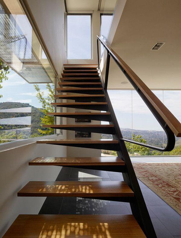 Shou Sugi Ban House By Schwartz And Architecture 3d Interior Design,  Exterior Design, 3d