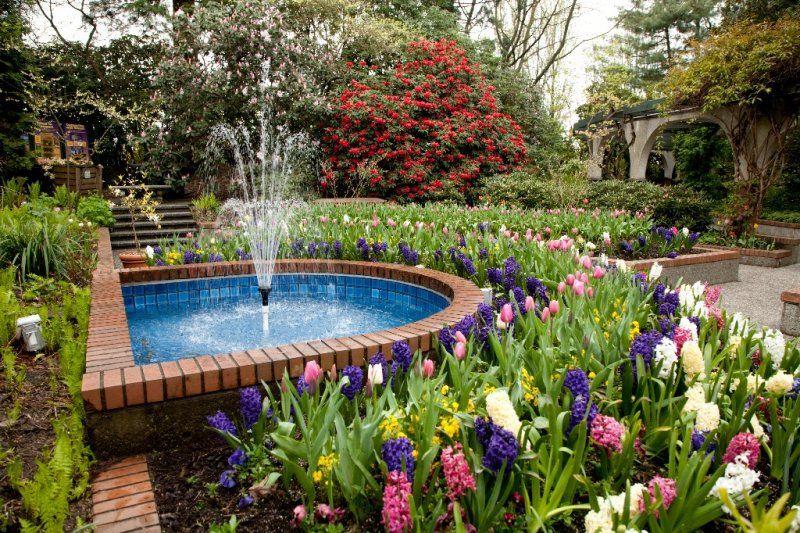 Park & Tilford Gardens | Park, Garden, Photo