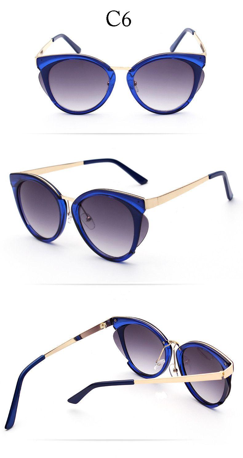 9f043221a Aliexpress.com : Buy Butterfly Women Polarized Sunglasses Original Brand  Designer Vintage Gold Alloy Frame