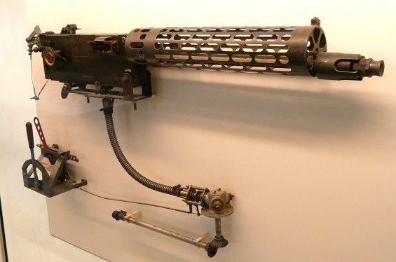 Interrupter Gear Ww1