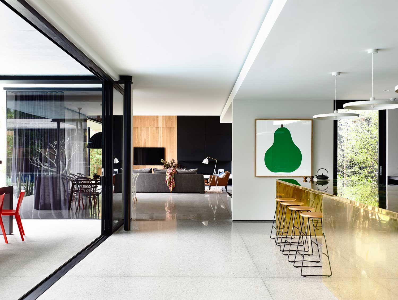 Maison Moderne Contemporaine 3 Design Dãco Intãrieure Desi