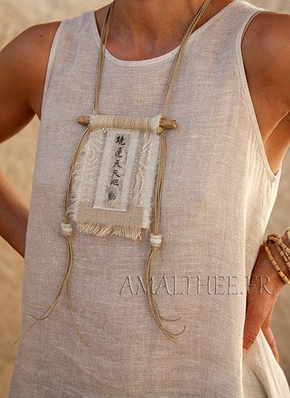 *** AMALTHEE - HANDMADE JEWELLS, ETHNIC AND CONTEMPORARY NECKLACES AND ADORNEMENT - ONE OF A KIND ***