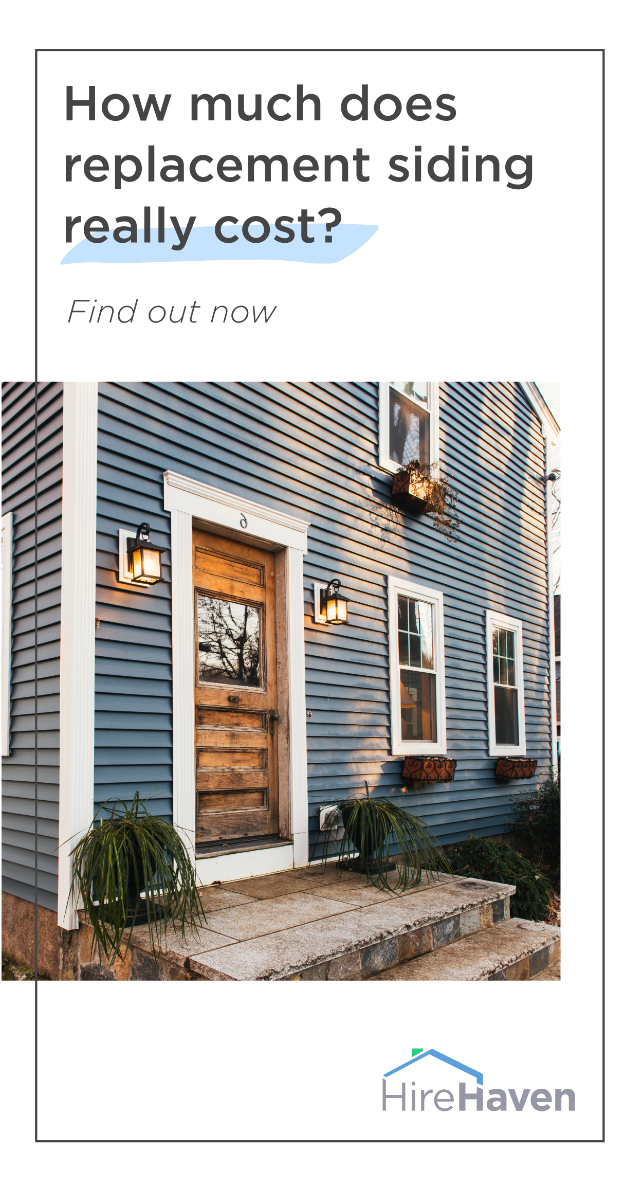 Learn How To Estimate The Cost Of New Siding For Your Home Then