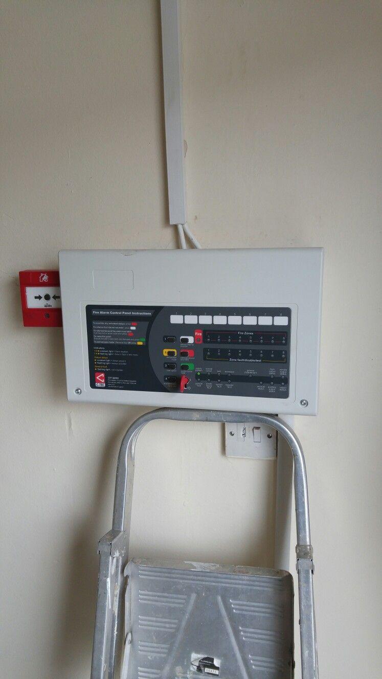 Fire alarm control panel Fire, Control panel