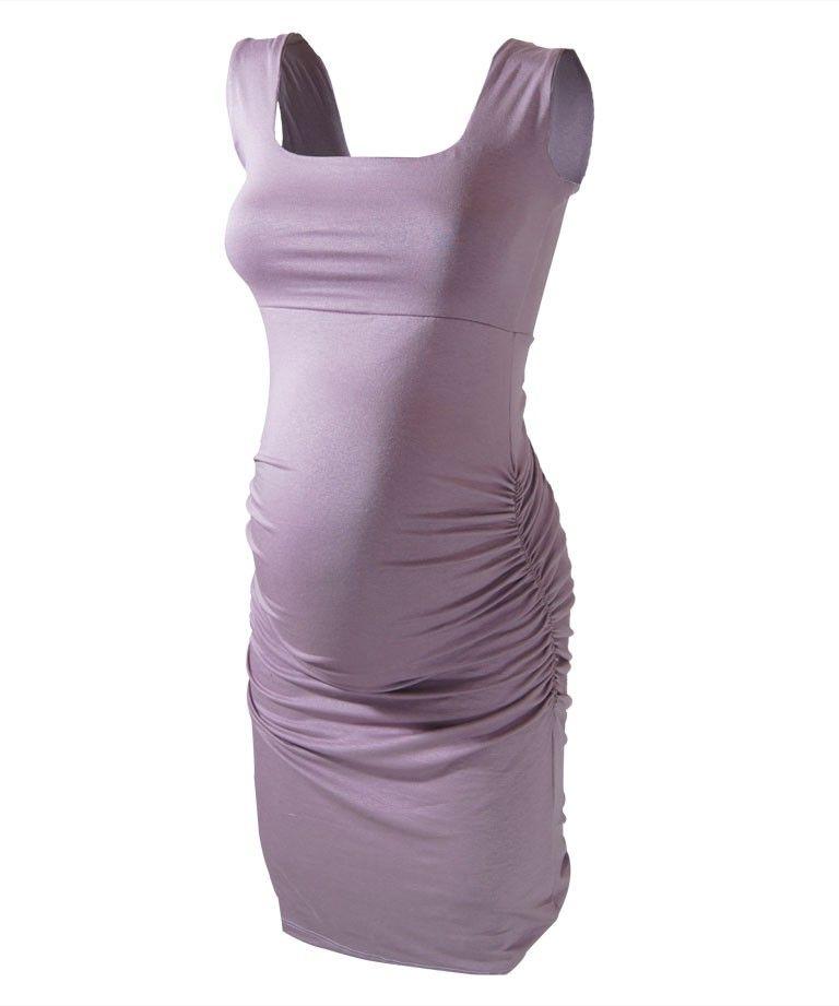 Vestido de embarazo de verano color lavanda www.2amores.com   Clothe ...