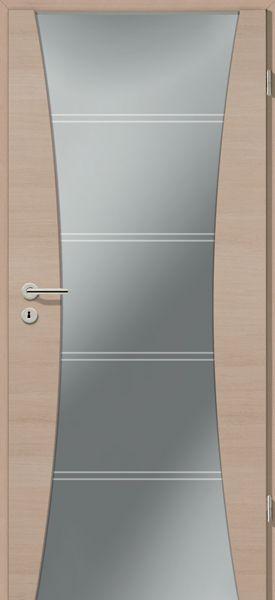 porte int rieure contemporaine view type2300 motif double. Black Bedroom Furniture Sets. Home Design Ideas