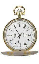 Tissot Unisex Pocket Savonnettes watch #T83.8.553.13 $273.00