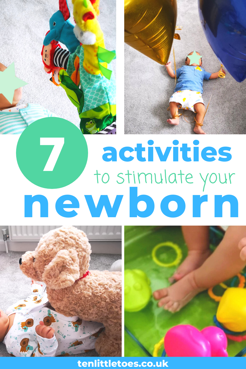 03 Month Old Activities in 2020 Infant sensory