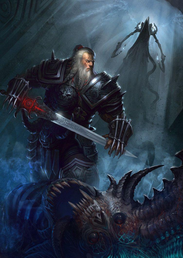 Barbarian For Diablo Iii Reaper Of Souls Fan Art By Cynic Pavel On Deviantart Epic Art Dark Fantasy Art Fantasy Art