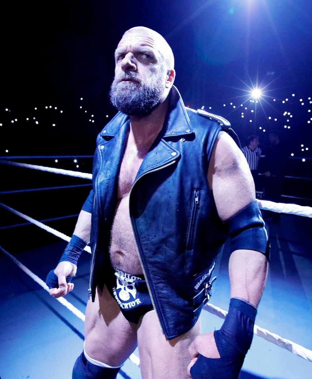 Triple H Triple H Pro Wrestling Njpw