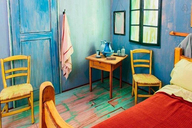 Quand Airbnb propose à la location la chambre de Van Gogh Van