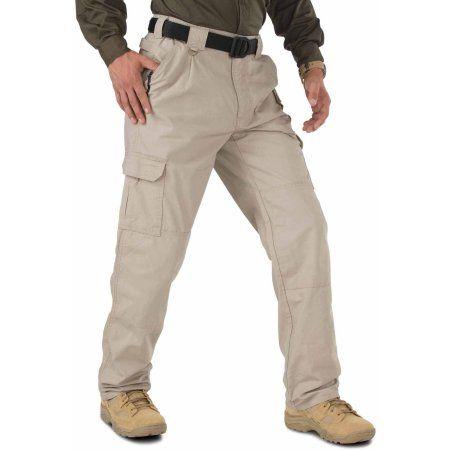 5 11 Tactical Men S Cotton Tactical Pant Khaki Walmart Com Tactical Pants Tactical Cargo Pants 511 Tactical Pants