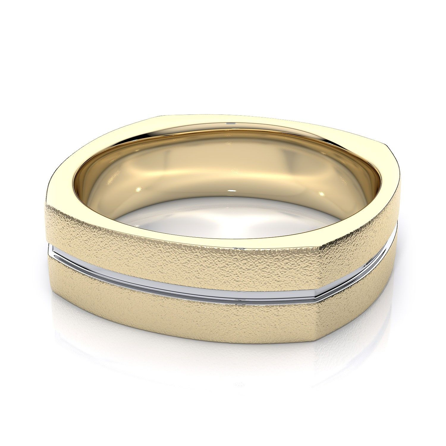 men wedding rings unique wedding ring male gold - Gold Wedding Rings For Men