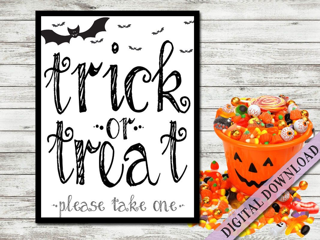 Excited to share this item from my etsy shop Trick Or