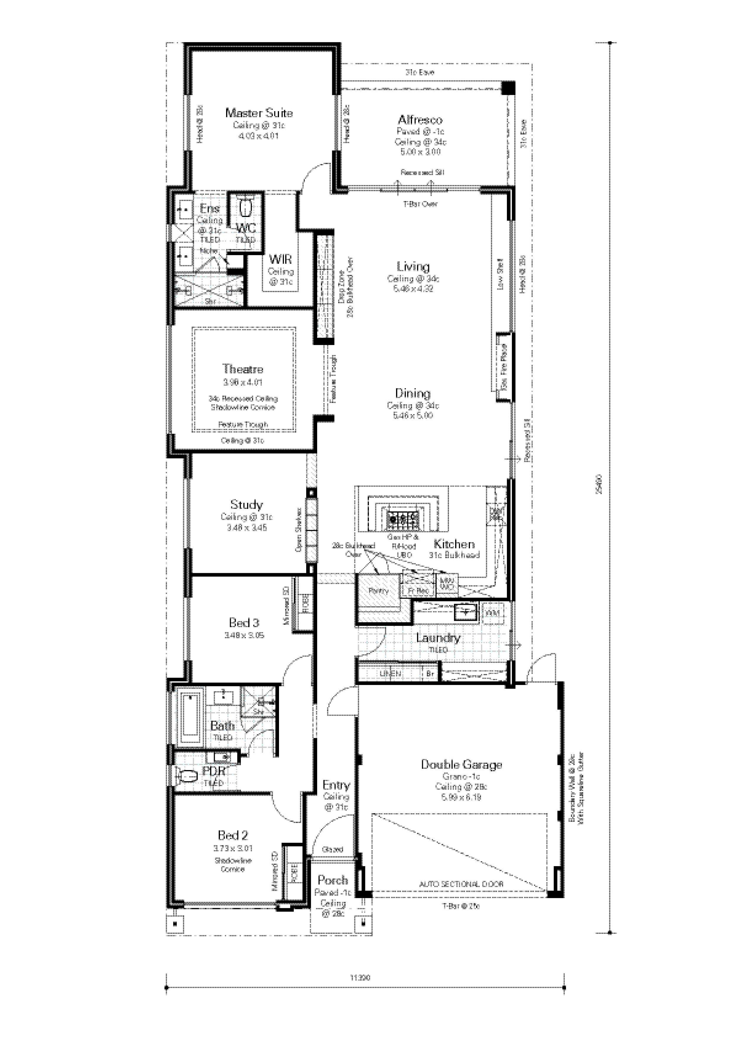 The Calypso - RedInk Homes | 2017 House Plans | Pinterest | Open ...