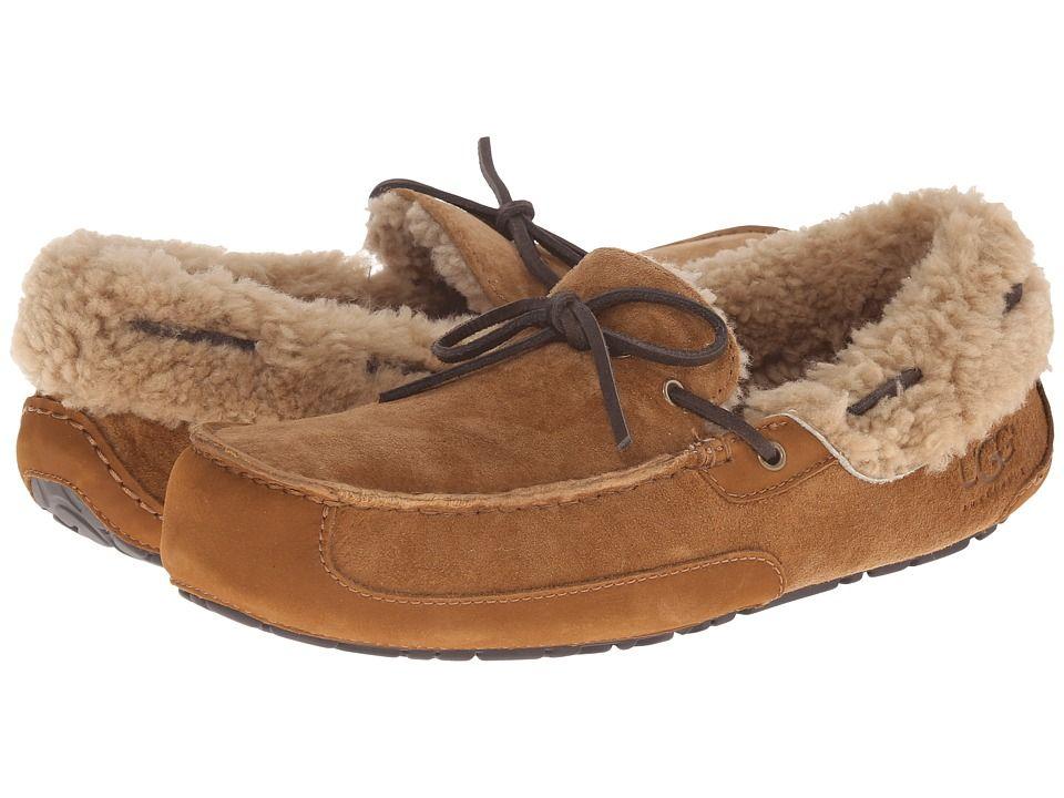 406a9d47bfe UGG UGG - FLEMING (CHESTNUT SUEDE) MEN'S SLIPPERS. #ugg #shoes ...