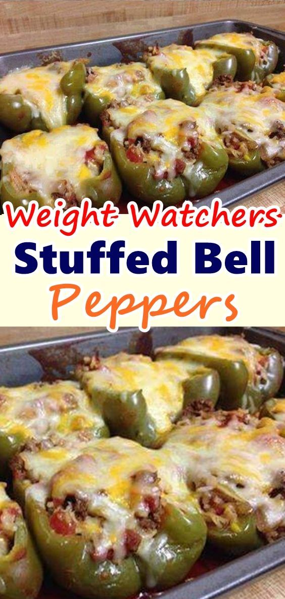 Until my 20's, bell peppers and I were far, far, far from fast friends.  I viewed the crunchy, green orbital vegetables with a look of disdain whenever they appeared on pizzas or veggie platter plates and as a kid ...