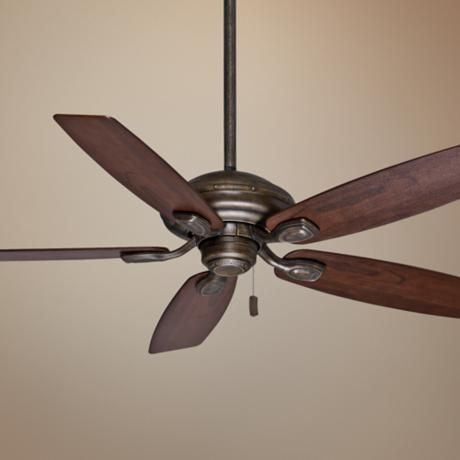 52 Casablanca Utopian Aged Bronze Energy Star Ceiling Fan