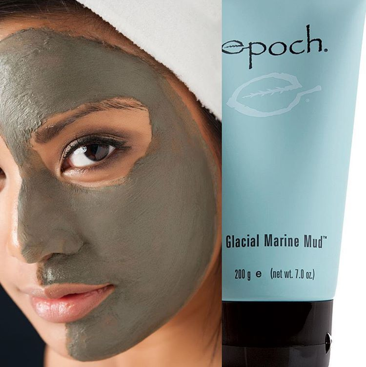 And Mud Mask After