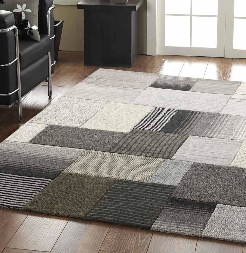 Patchwork Recycled Floor Rug From Harvey Norman New Zealand