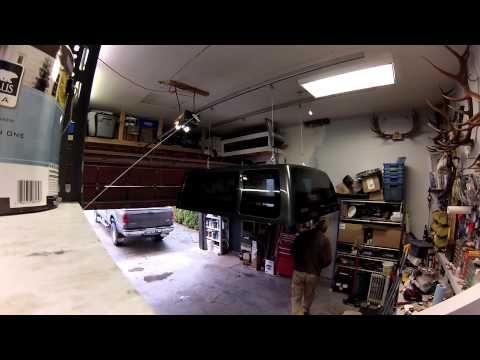 Canopy Hoist 2.MP4 - YouTube & ? Canopy Hoist 2.MP4 - YouTube | To build | Pinterest | Canopy ...