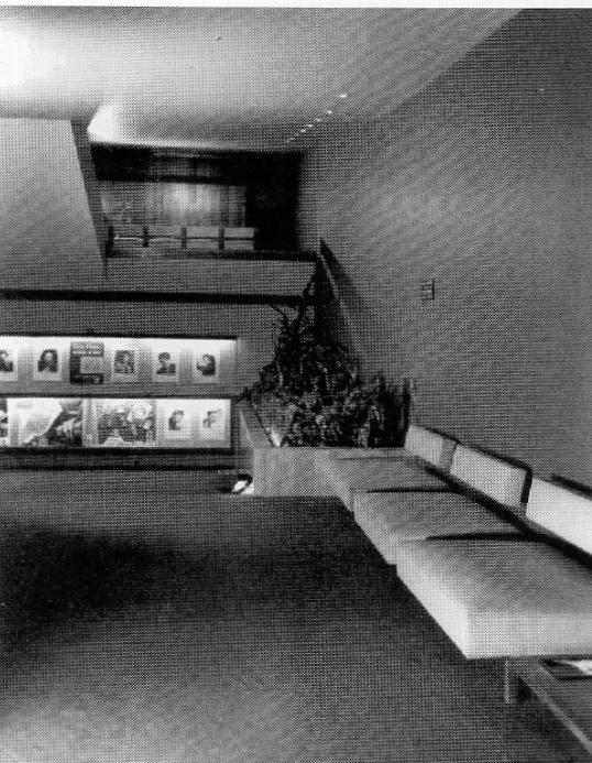 Paseo de la reforma 92 Cine Paris 1952