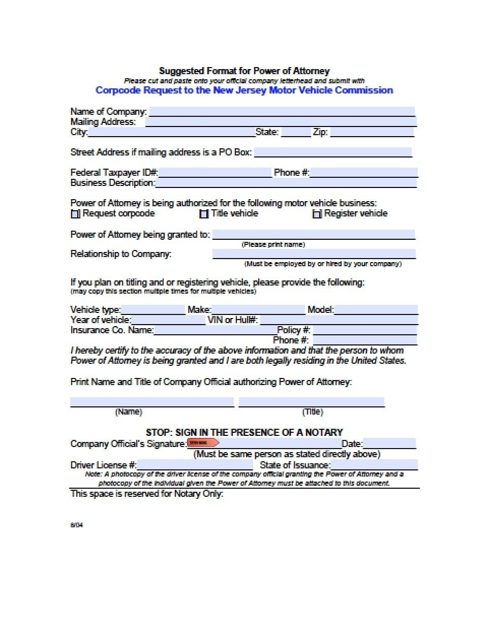 Free Printable Power Of Attorney Form Nj 5 Taboos About Free Printable Power Of Attorney For Power Of Attorney Form Power Of Attorney Attorneys