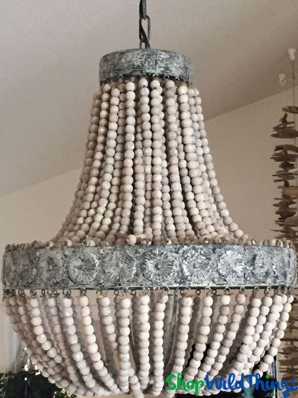 Coming soon chandelier coco wooden beaded strands 20 x 23 chandelier coco wooden beaded strands aloadofball Image collections