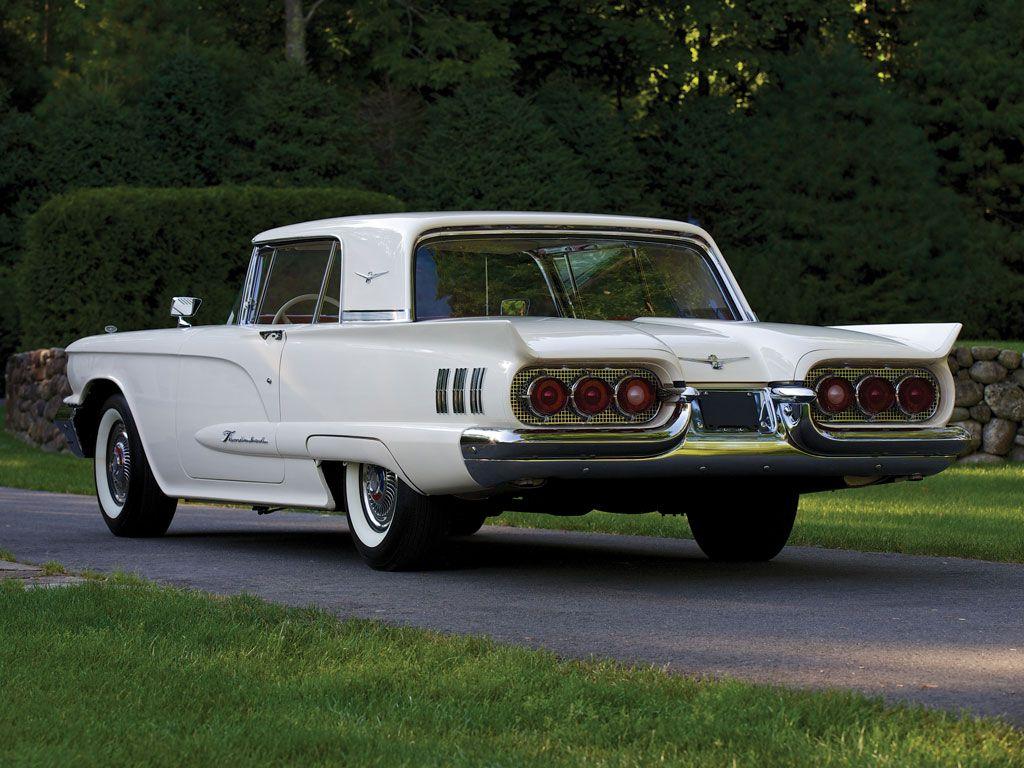 1960 Ford Thunderbird Hardtop | Hershey 2014 | RM AUCTIONS