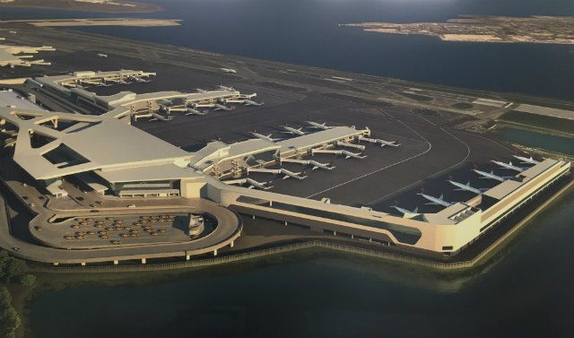 Delta Breaks Ground On 4bn New York Laguardia Terminal Cnn Travel New York Popular Travel
