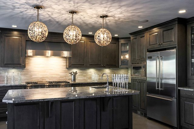 Lights For Kitchen: 1000+ images about Kitchen Lighting Decor on Pinterest | Kitchen islands,  Cuisine and Wands,Lighting
