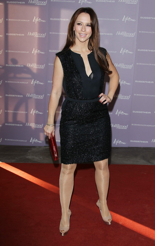 Jennifer Love Hewitt In Pantyhose