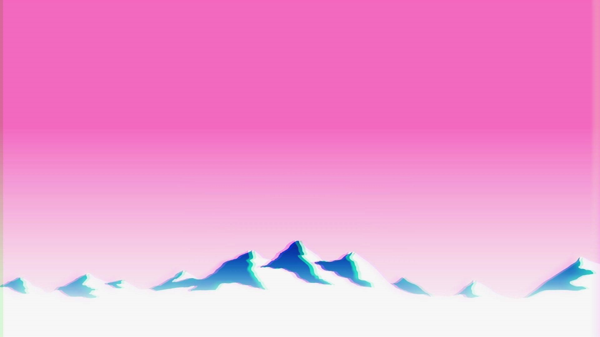 Pink Aesthetic Youtube Banner