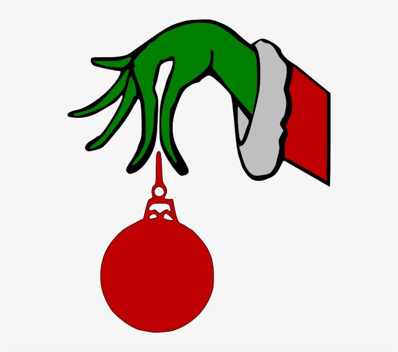 Grinch Hands, Silhouette Cameo Tutorials, Christmas Free