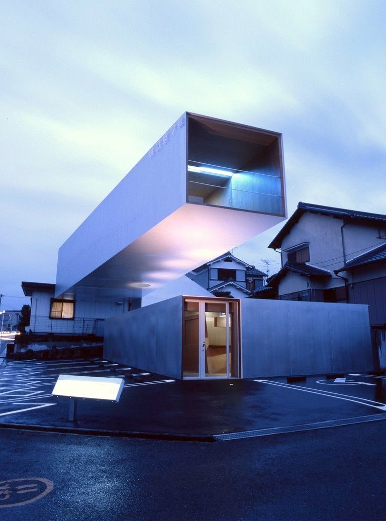 akira yoneda of architecton k clinic 2008 nabari mie japan