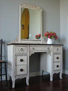 Portfolio Vanity Decor Furniture Shabby Chic Furniture