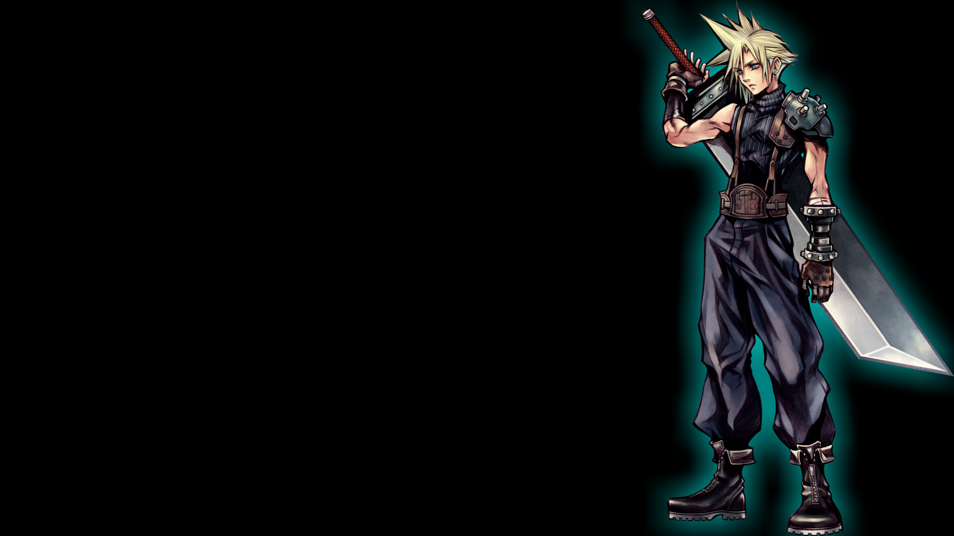 Final Fantasy VII Wallpapers Wallpaper 1600x1000 Ff7 45
