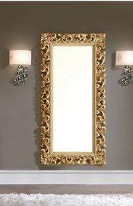 Espejo espejos en 2019 espejos espejos decorativos y for Espejos rectangulares plateados