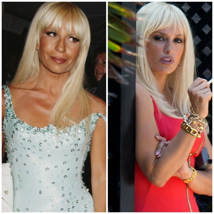 Pin By Lisa Airey On Hair I Want With Images Donatella Versace