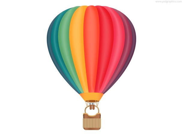 Posts In The Psd Category At Psdgraphics Air Balloon Hot Air Balloon Balloons