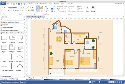 The Best Draw Floor Plan Mac Free Software And View Free Floor Plans Floor Plan Creator Floor Plan Design