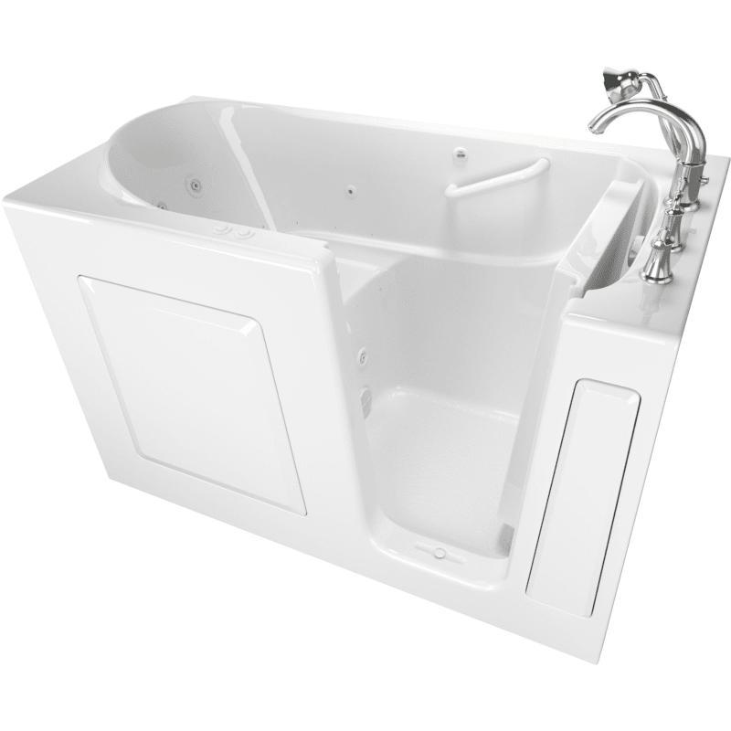 American Standard 3060 509 Cr In 2020 Walk In Tubs Soaking Bathtubs Whirlpool Bathtub